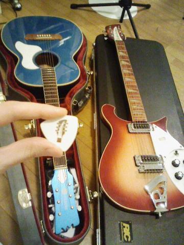 ギターな日々