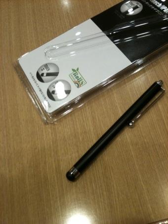 iPhoneのタッチペン