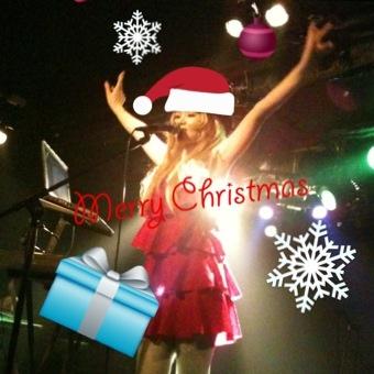 クリスマスライブは明後日!
