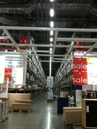 IKEAへ