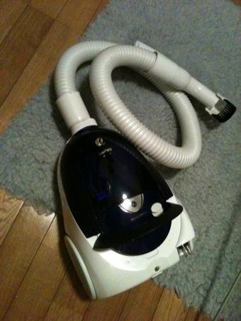 掃除機が好き