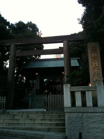 東京大神社